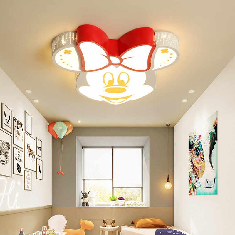 Cartoon Mouse Kids Lighting Fixtures