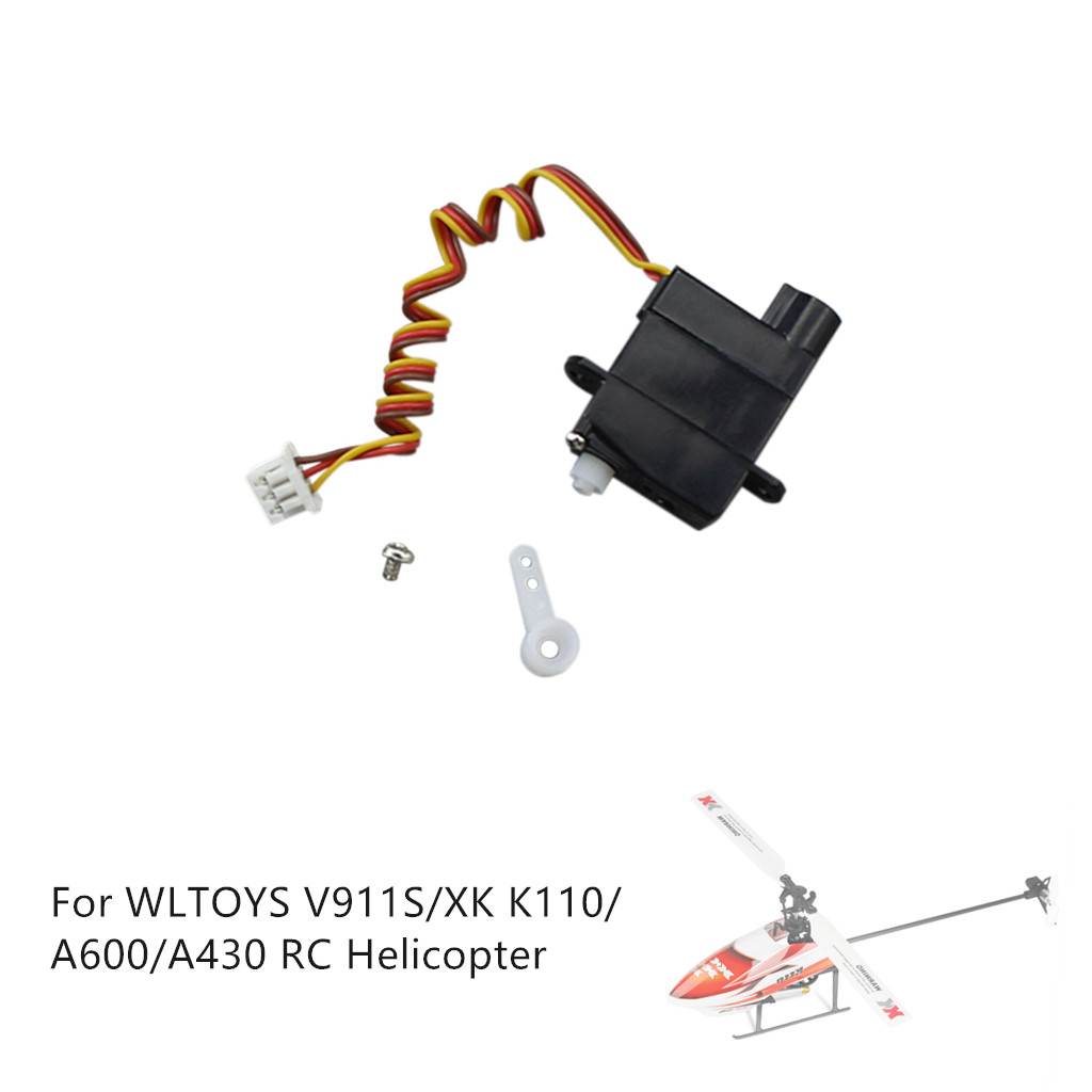 Replacement Parts Servo Plate Covers for WLtoys XK K130 RC Helicopter DIY