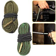 Barrel Calibre Cleaner Gun Bore Cleaner Portable 9mm Durable Outdoor Equipment Camping Supplies G09 1PC Barrel Cleaner