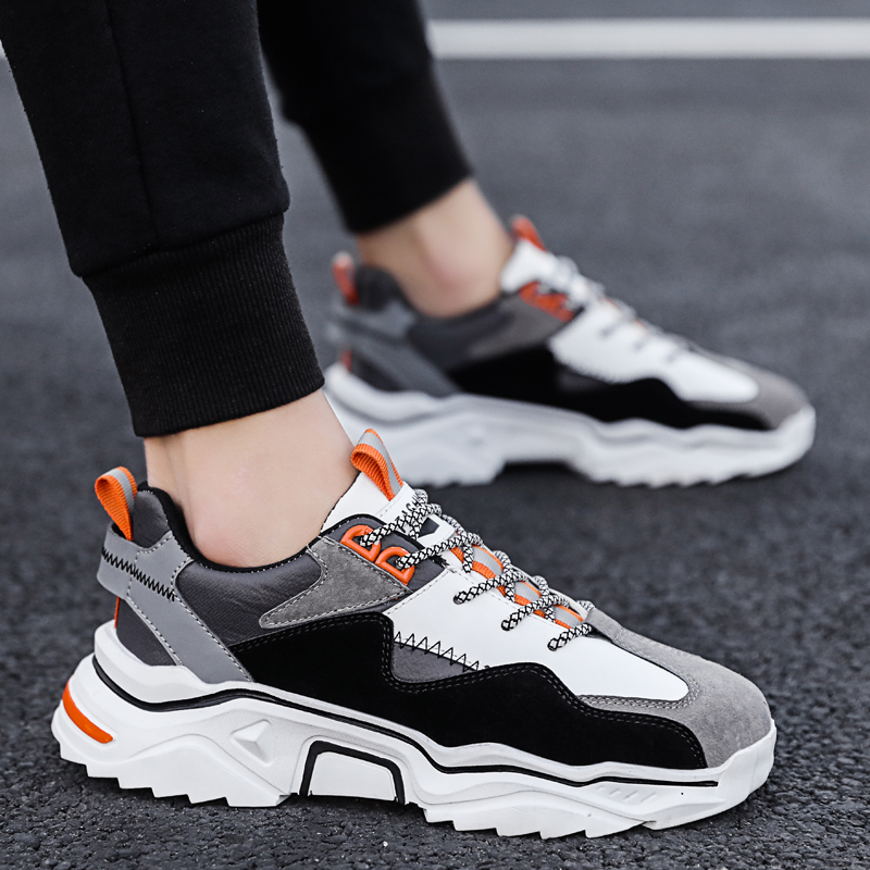 Lion and Unicorn Mesh Lightweight Shoes for Men Dad Sports Running Sneakers Shoes