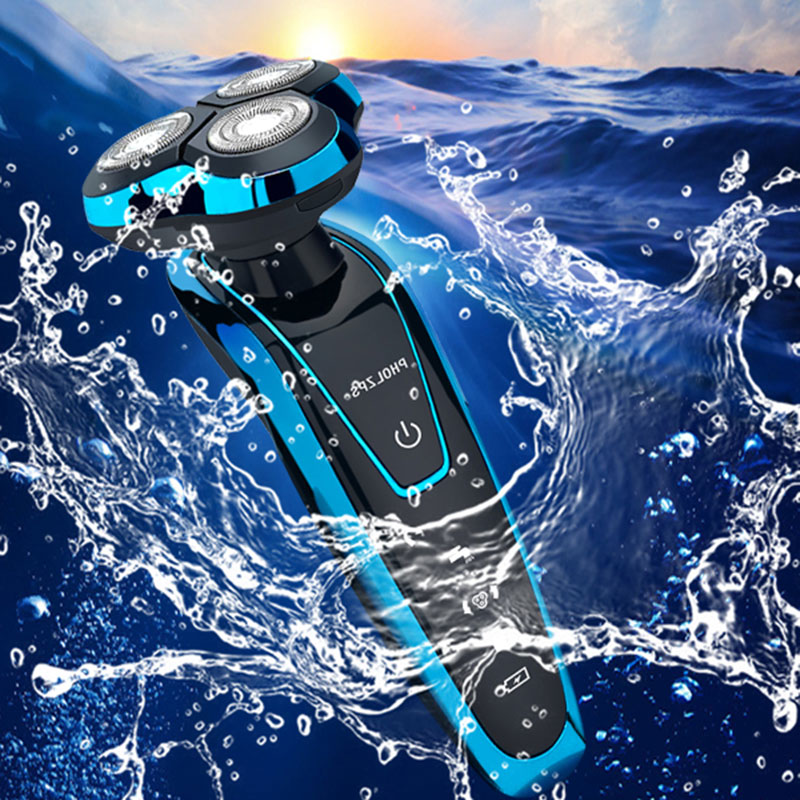 Men Whole body wash Electric Shaver Rechargeable Electric Shaver Electric Shaving Beard Machine Razor Rechargeable