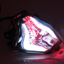 FOR MT 07 R3 03 FZ Integrated LED Tail Light Turn Signal For YAMAHA MT-07 FZ-07 MT-25 MT-03 YZF-R25 YZF-R3