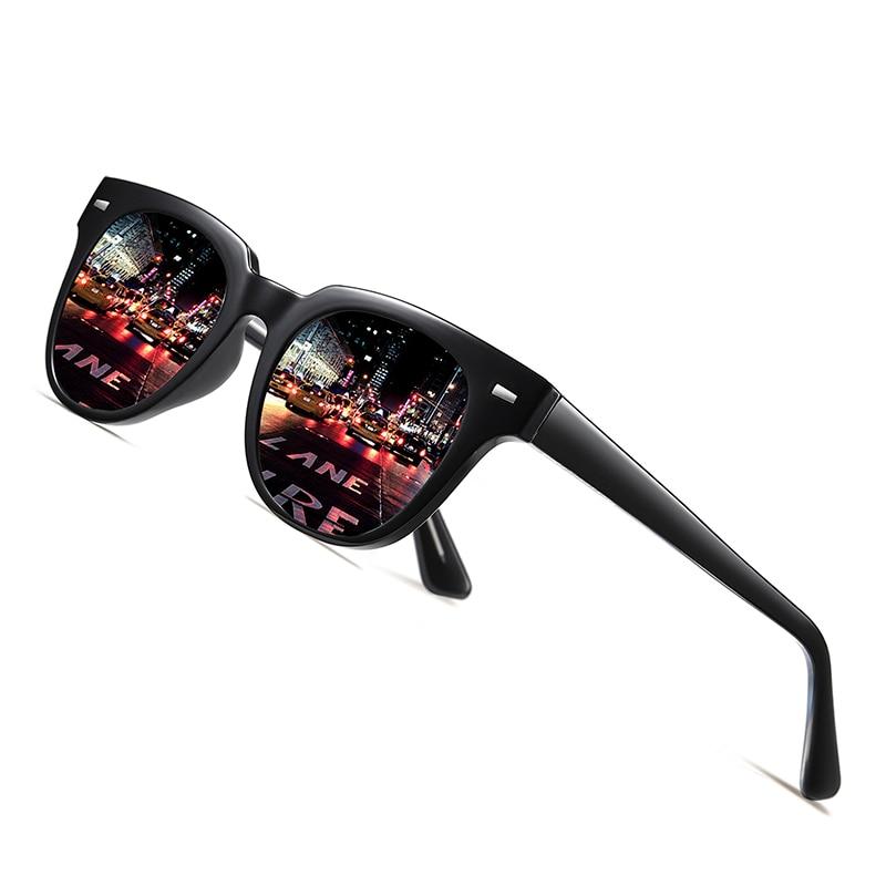 AOFLY carré lunettes de soleil femmes hommes 2020 luxe marque Design mode lunettes de soleil pour homme conduite lunettes de soleil femme zonnebril dames