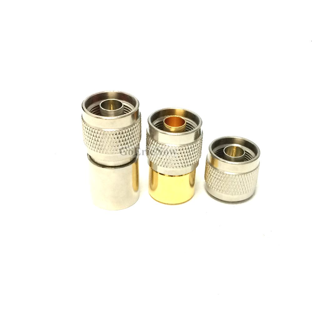 SHORT ADAPTER N-type 50 Ohm calibration kit 0-3 GHz male/&female LOAD OPEN
