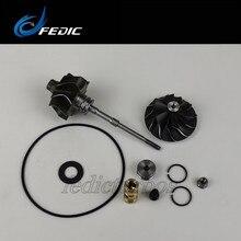Eje Turbo y rueda + kit de reparación GT1446S 781504 para Buick Encore Chevrolet Cruze Sonic Opel Holden 1,4 L 103 Kw ECOTEC