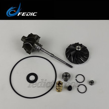 Turbo shaft and wheel + repair kit GT1446S 781504 for Buick Encore Chevrolet Cruze Sonic Opel Holden 1.4 L 103 Kw ECOTEC