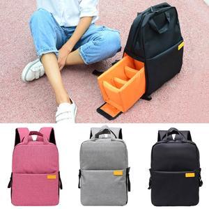 Image 1 - Besegad Shockproof Camera Travel Storage Shoulder Backpack Photography Video Bag for DSLR Camera Nikon Canon Sony Pentax
