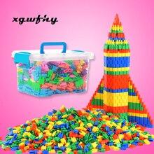 20+ 40+ 60 шт. модные пластиковые пули строительные блоки детские образовательные товары игрушки для мальчиков и девочек детский Рождественский подарок JM172