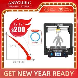 Image 1 - Mới 2020 Anycubic I3 Mega S 3D Máy In Nâng Cấp 3d In Bộ Dụng Cụ Plus Kích Thước Full Kim Loại Màn Hình Cảm Ứng 3d máy In 3D Drucker Impresora