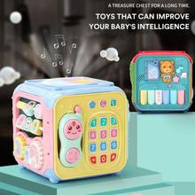 Детские игрушки ручной барабан brum cube baby от 0 до 3 лет