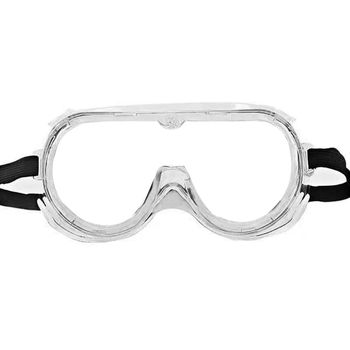 Safety Goggles Clear Goggles Chemical Splash Impact Resistant Fully Enclosed Safety Goggle Anti-Fog Excellent Quality 3m 11228 safety work goggles glasses economy clear lens anti chemical splash goggle eye protection labor sand proof striking