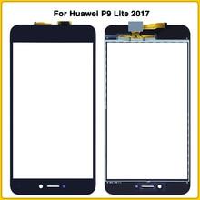 New P9Lite Touchscreen For Huawei P9 Lite 2017 PRA LA1 LX1 LX3 Touch Screen Panel Digitizer Sensor Lcd Front Glass