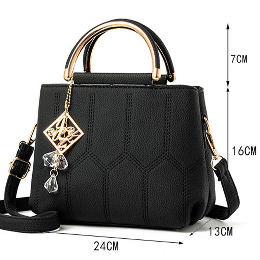 High quality big casual handbag