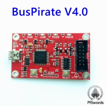Interface-Module Bus Pirate V4 JTAG Serial for Arduino DIY Debugger Usb-3.3-5v Universal