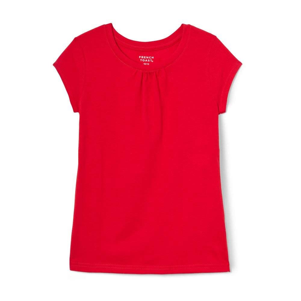 BM17166 Toast T-Shirt à manches courtes à col rond décontracté filles