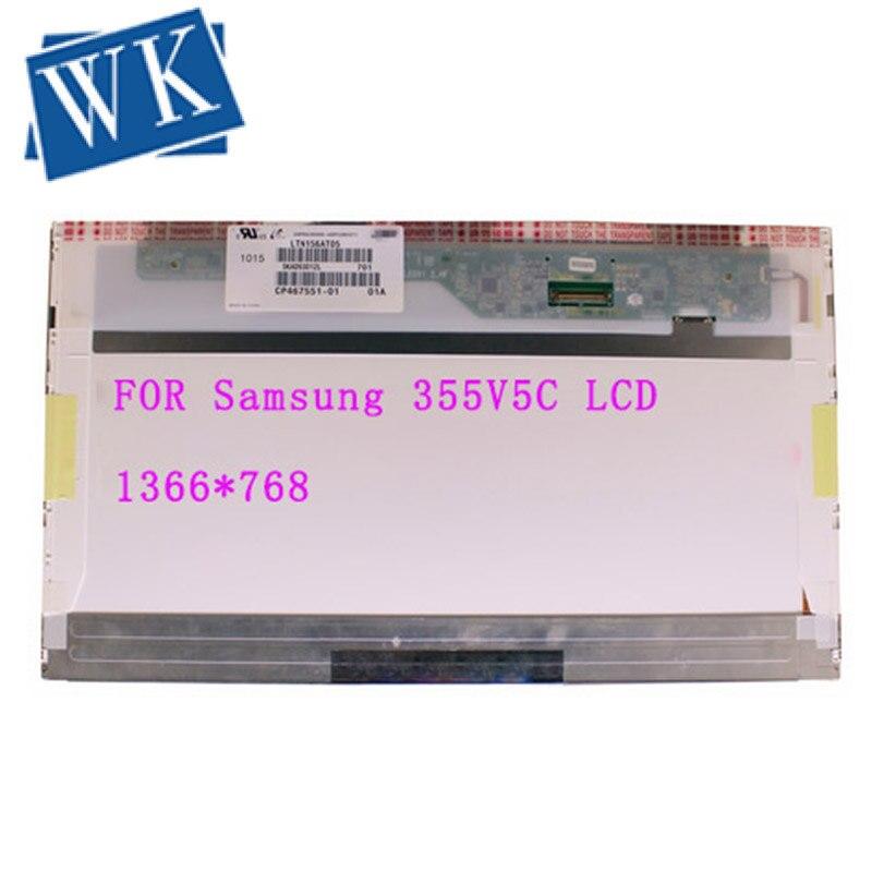15.6Laptop Screen N156BGE-L11 Fit LP156WH2-TLA1/AA LTN156AT15/19 FOR Samsung 355V5C 270E5U 270E5V 270E5R 305E5Z RC512 R540 RV515