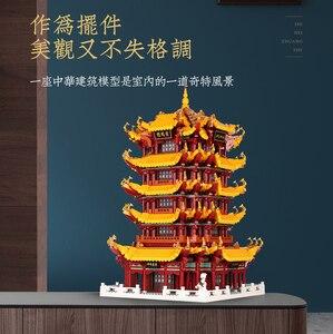 Image 2 - Xingbao 01024 01003 01004 01002 Kreative Serie Die Schöne Taverne Set Kinder Bildung Bausteine Ziegel Jungen Spielzeug Modell Geschenk