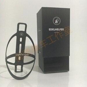 Image 1 - Edelhelfer portabotellas de fibra de carbono para bicicleta, soporte para botella de carbono, 18g