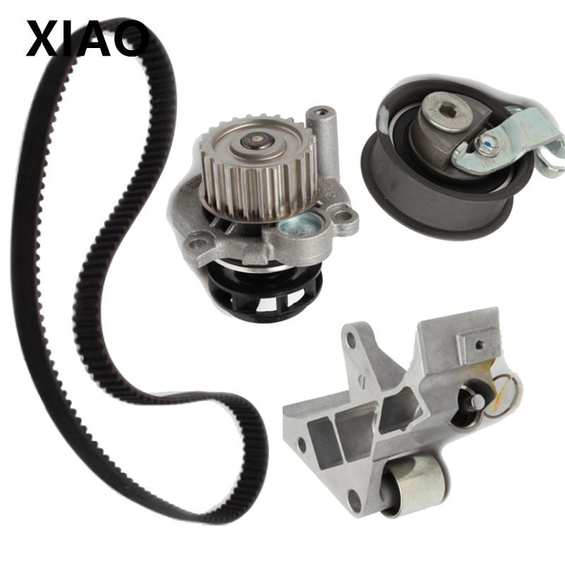 New Timing Belt Kit water pump Tensioner Seal For Audi A4 1.8T B5.5 B6 VW Passat