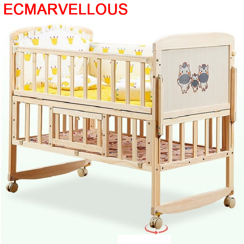 Cama Menino Recamara Infantil Fille Furniture Kinder Bett Letto Bambini Girl Wooden Lit Kinderbett Chambre Enfant Kid Bed