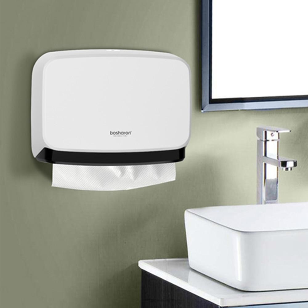 Plastic Toilet Paper Towel Dispenser