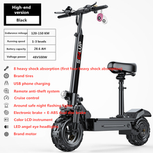 High-performance portable folding GPS electric off-road bike 48V 150km-50km 500W lithium ion battery brushless electric bike CE