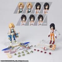Genuine SE BRING ARTS FF9 final fantasy Action Figure Model Action Figures toys Anime figure Toys model For Kids