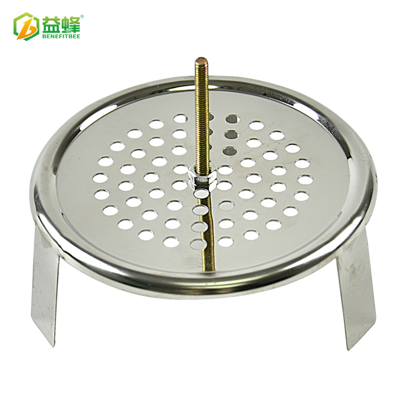 Beekeeping Tools Wholesale Supply High Quality Fogging Machine Box Bees Drive Smoke Maker Box Accessories Triangle PCs