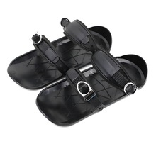 Nylon Skiing Shoes 1 Pair Black color Style A