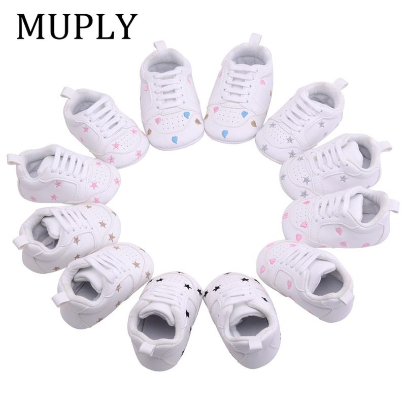 2 pares pacote sapatos de bebe recem nascidos meninos meninas coracao estrela padrao primeiros caminhantes criancas