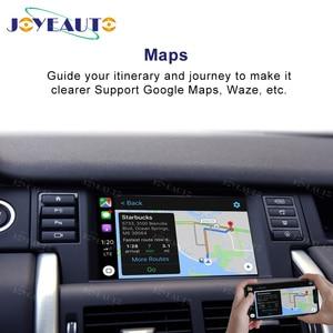 Image 3 - Joyeautoワイヤレスアップルランドローバージャガーディスカバリースポーツf ペースcarplayディスカバリー 5 androidの自動ミラーwifi iOS13 遊び