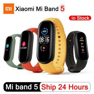 Xiaomi Mi Band 5 Smart Bracele