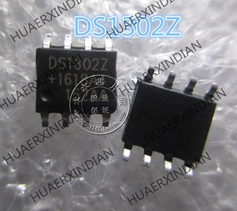 new original <font><b>DS1302Z</b></font> DS1302 8 1.5 in stock image