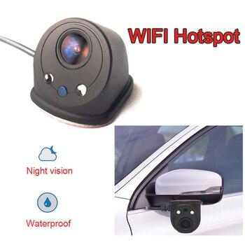 WiFi – Sidekamera, Ryggekamera og Dashcam som tåler en støyt og er selvsagt vanntett