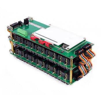 18650 Battery Holder 74V 18650 Power Wall 18650 Battery Pack Balancer 40A 100A 20s BMS Battery Box for diy Kit Ebike Batteries