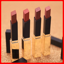 Lipstick Cosmetic Makeup Lip Gloss Long-Lasting Waterproof Women for Matte Small Gold-Bar