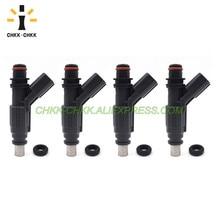 CHKK-CHKK 23250-0D030 23209-0D030 0280156019 fuel injector for TOYOTA Corolla / Avensis 3.0L 3ZZ 1.4L 4ZZ-FE цена