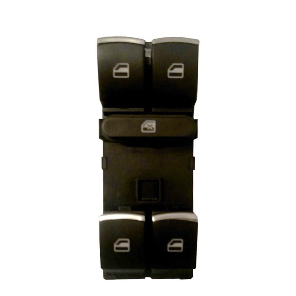 Wotefusi Car Window Lifter Switch Control Fit For VW Golf MK5 MK6 Passat B6 Jetta Caddy [QPA600]