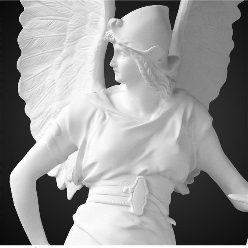 91cm vitória deusa arte escultura deusa grega