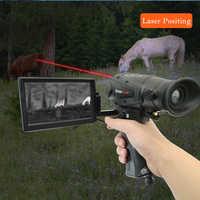 Infrarot Thermische Imaging Nachtsicht N400S High Definition 510P Nacht Teleskop Suche L40 Thermische Imager