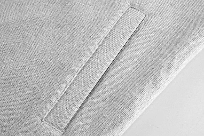 esportivas de manga comprida gola blusão casaco