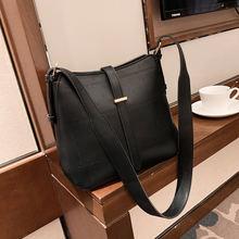 Вместительный рюкзак новая модная Популярная женская сумка через