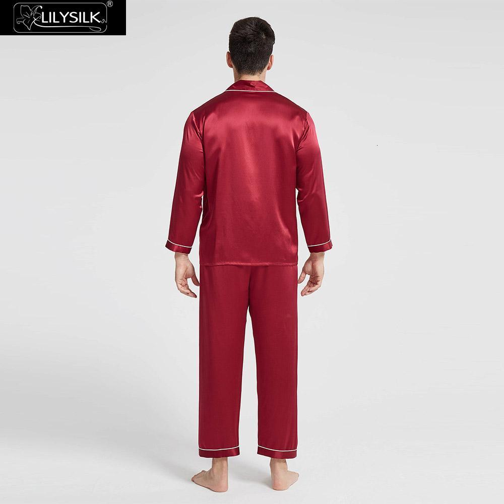 para Hombre Lilysilk Pijama