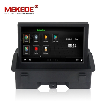 MEKEDE Android  Car DVD GPS Player for  Audi A1 8X 2010~2017 with Auto Radio Multimedia navigation 4GB+32GB Screen Rear camera