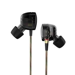 Image 5 - חדש KZ אכל באוזן אוזניות HIFI סטריאו ספורט אוזניות סופר בס רעש ביטול Hifi אוזניות עם מיקרופון AS10 לZST ZS10 לZST ED9 T1