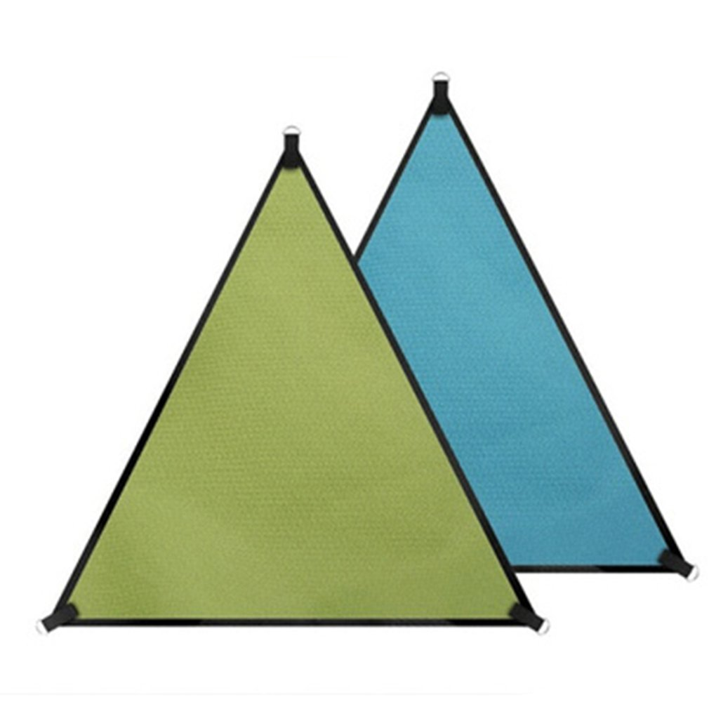 Shade Sail Garden UV  Patio Swimming Pool Awning Water-repellent Triangle Sun Protection Tent Umbrella For Outdoor