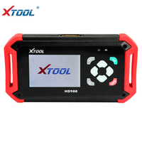 XTOOL HD900 CAN Bus Engine OBDII Code Reader Auto diagnostic device tool car scanner Heavy Duty Truck Diesel Diagnostic Tool
