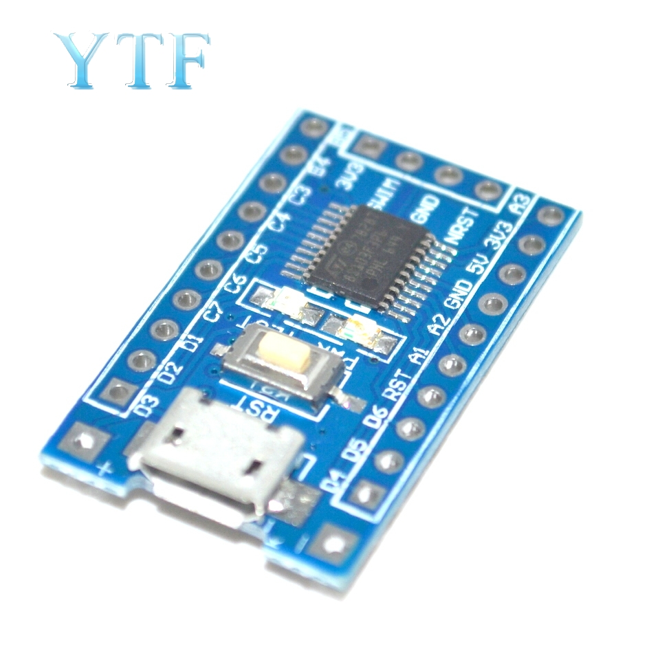 AEAK ARM STM8 Development Board Minimum System Board STM8S103F3P6 Module For Arduino