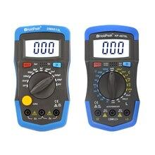DM6013L HP-4070L Профессиональный цифровой измеритель емкости конденсатор с алюминиевой крышкой, портативные электронные постоянной ёмкости, уни...