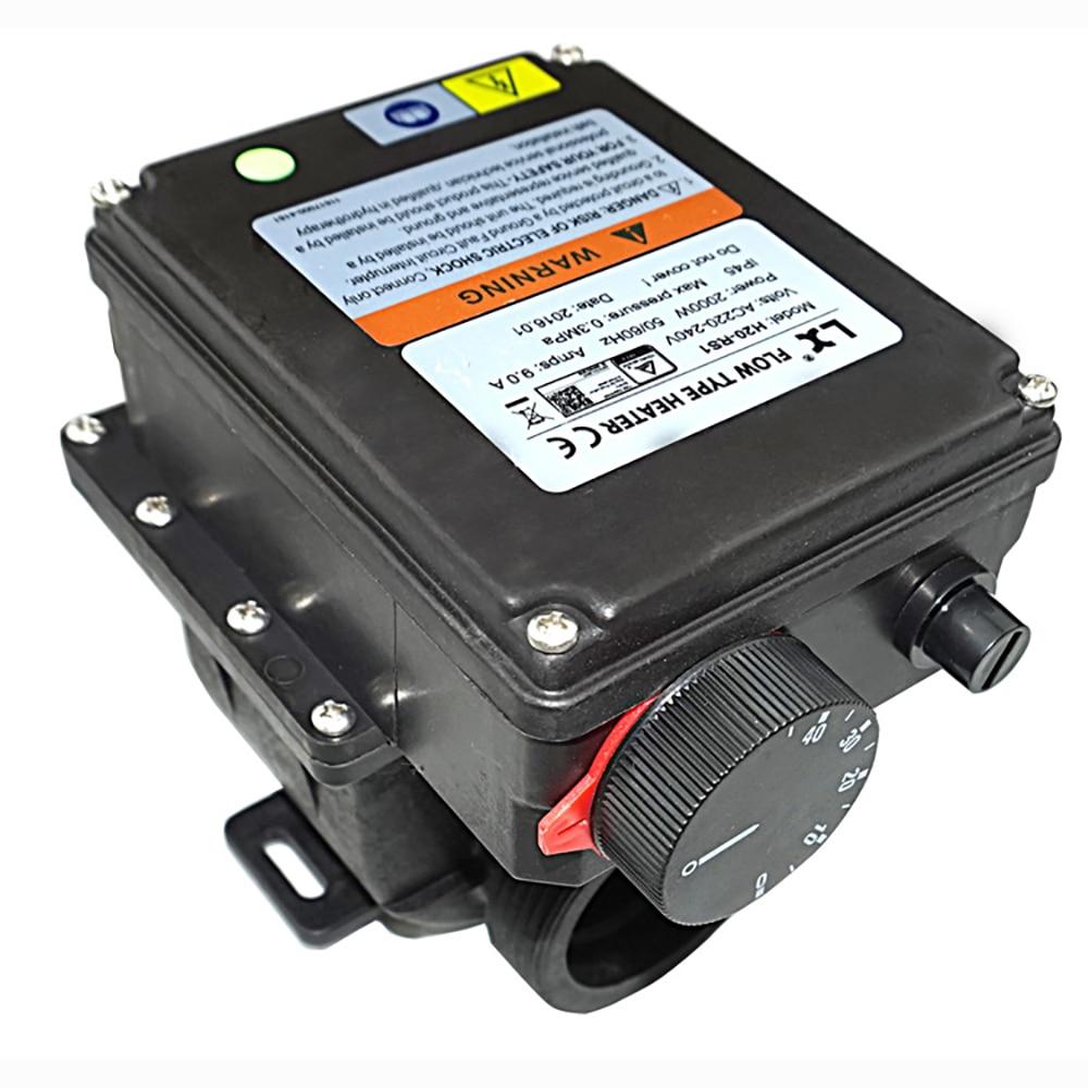 SPA Heater With An Adjustable For Bathtub Spa-Tub LX 2kw 2kw